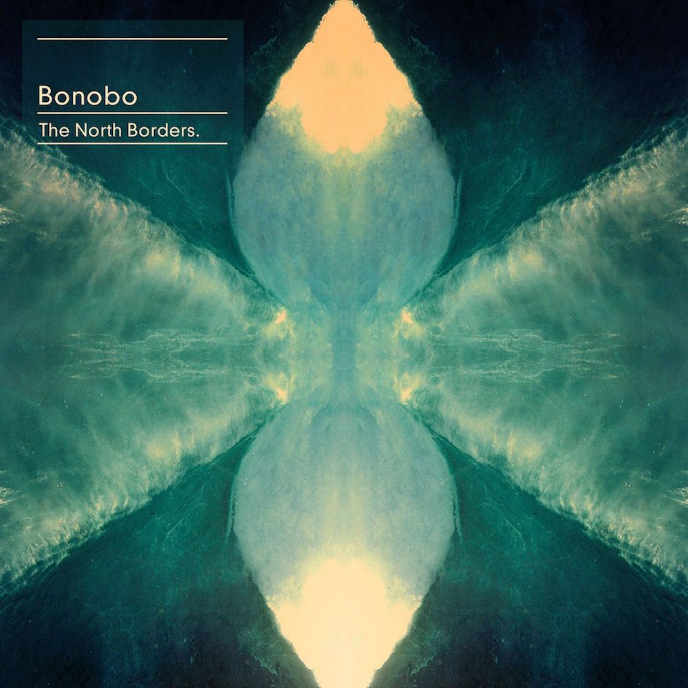 Album art for The North Borders by Bonobo
