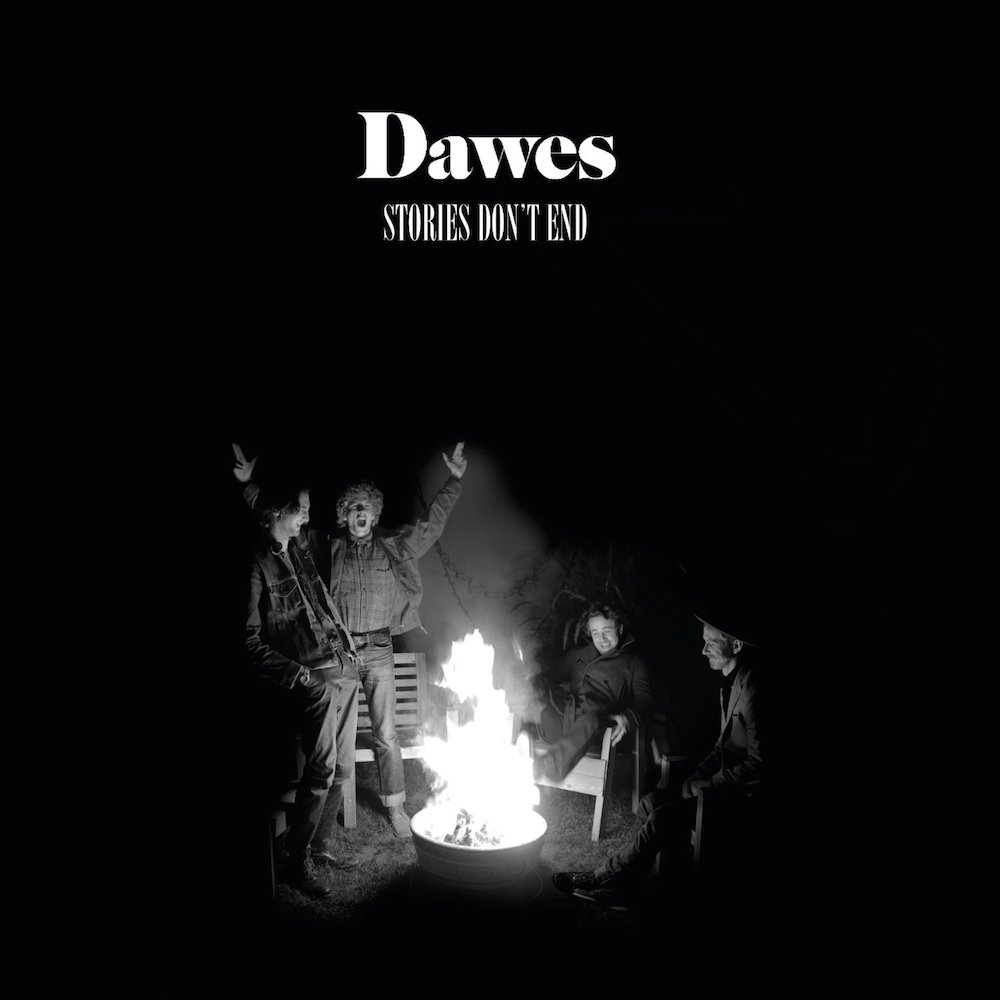 Album art for Stories Don't End by Dawes