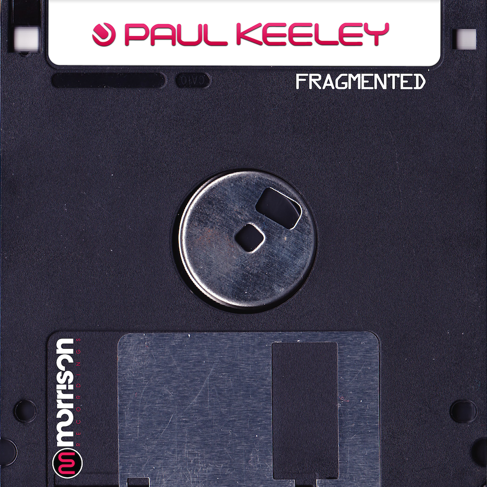 Album art for Fragmented by Paul Keeley