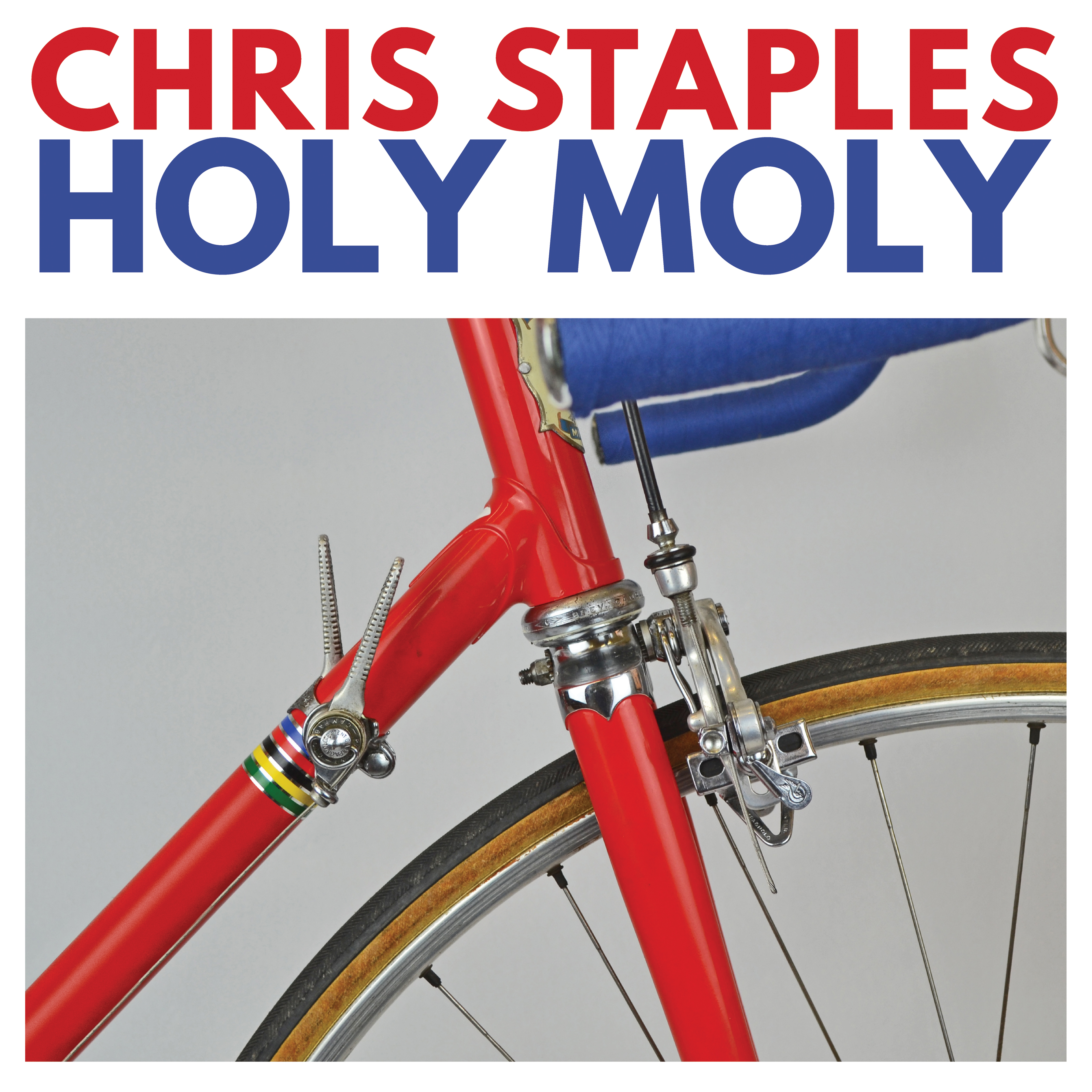 "Album Art for ""Holy Moly"" by Chris Staples"