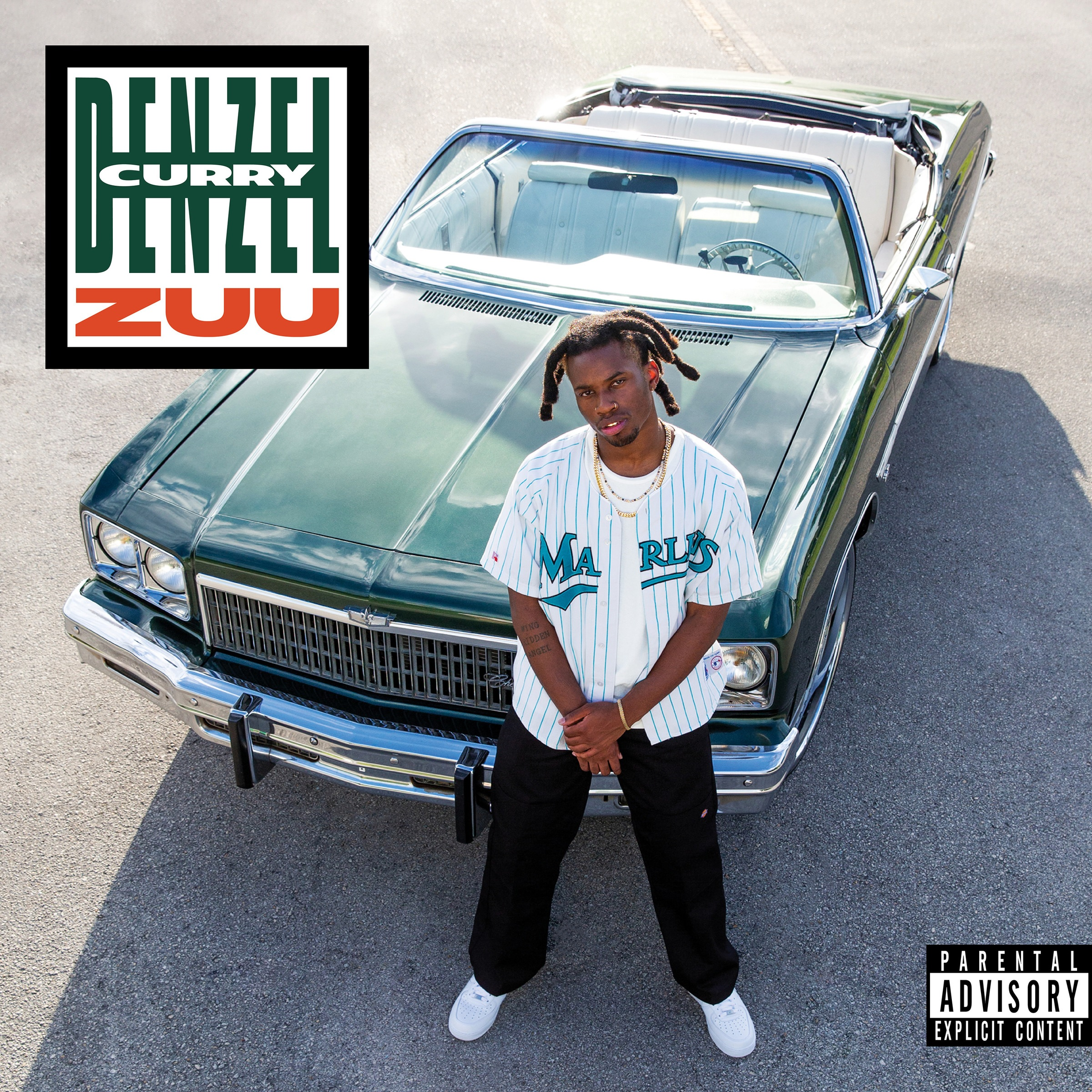 "Album Art for ""ZUU"" by Denzel Curry"