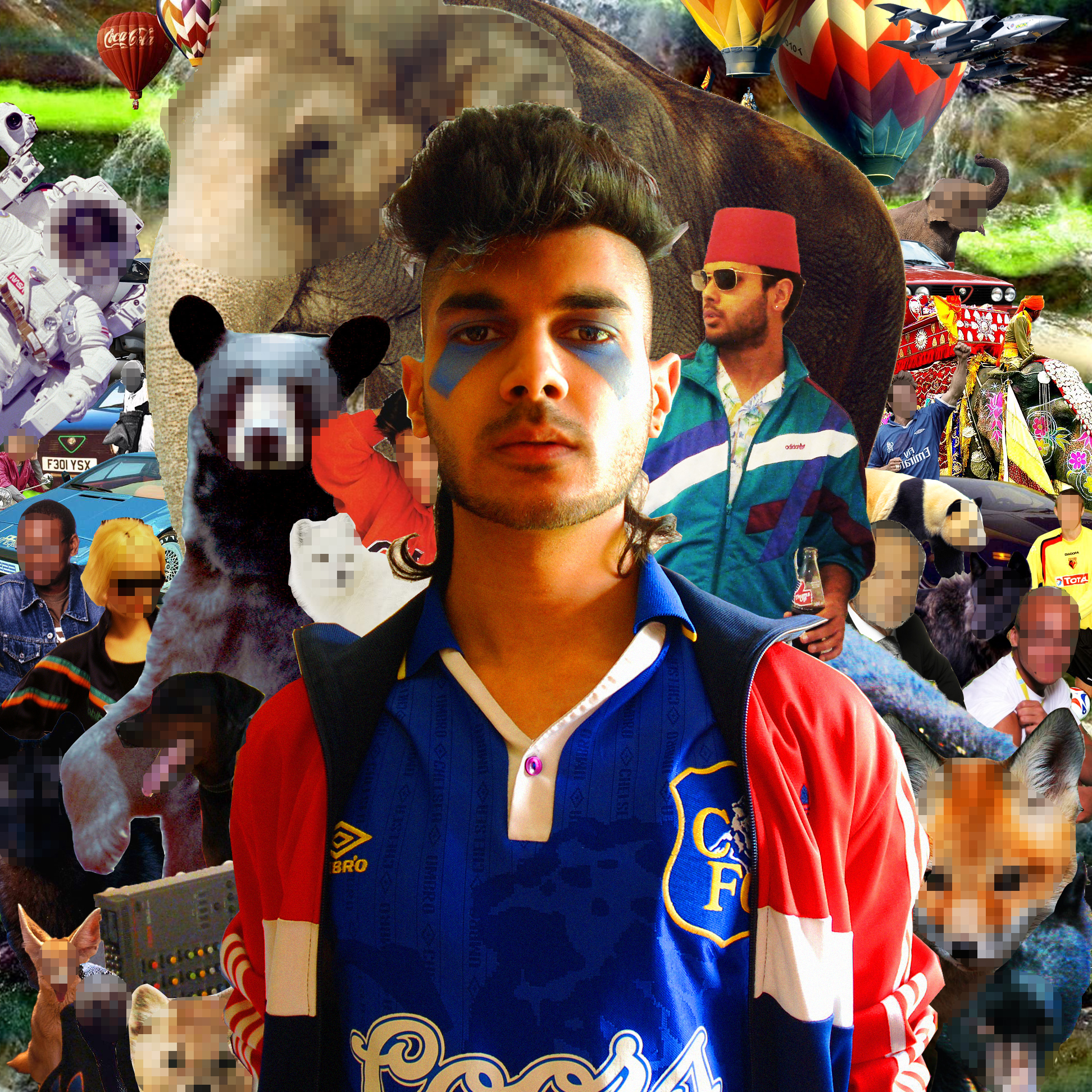 "Album Art for ""Leak 04-13 (Bait Ones)"" by Jai Paul"