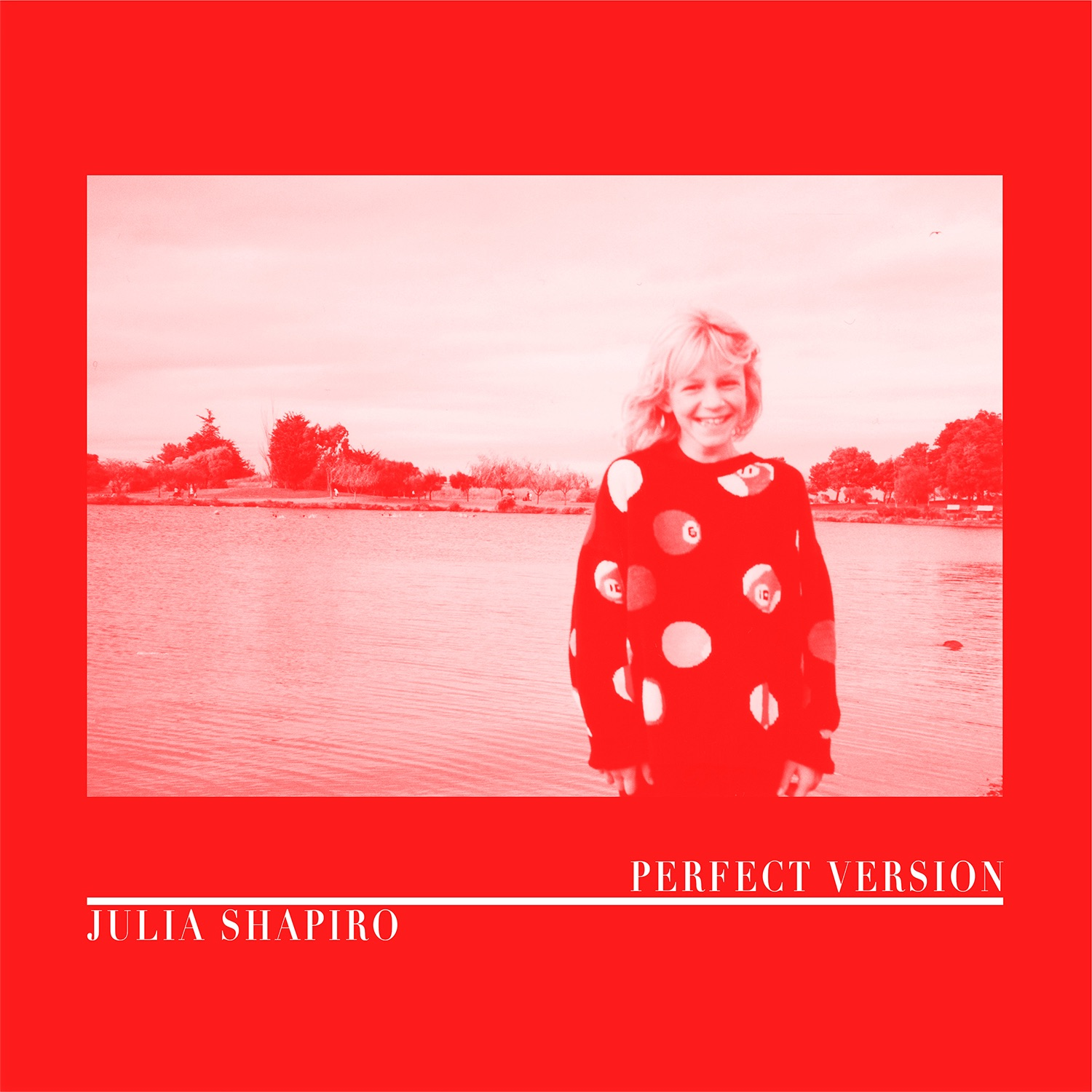 "Album Art for ""Perfect Version"" by Julia Shapiro"