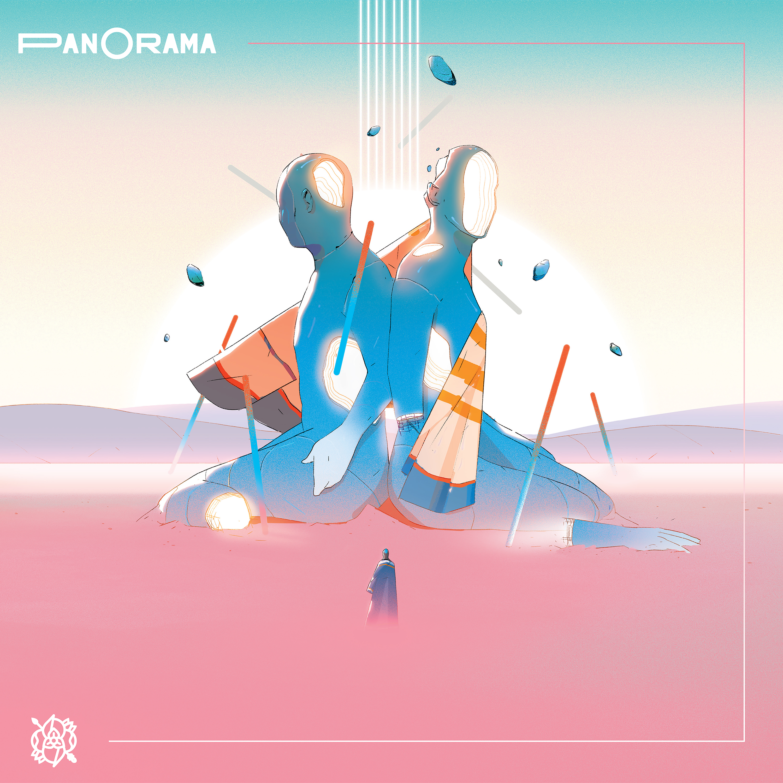 "Album Art for ""Panorama"" by La Dispute"