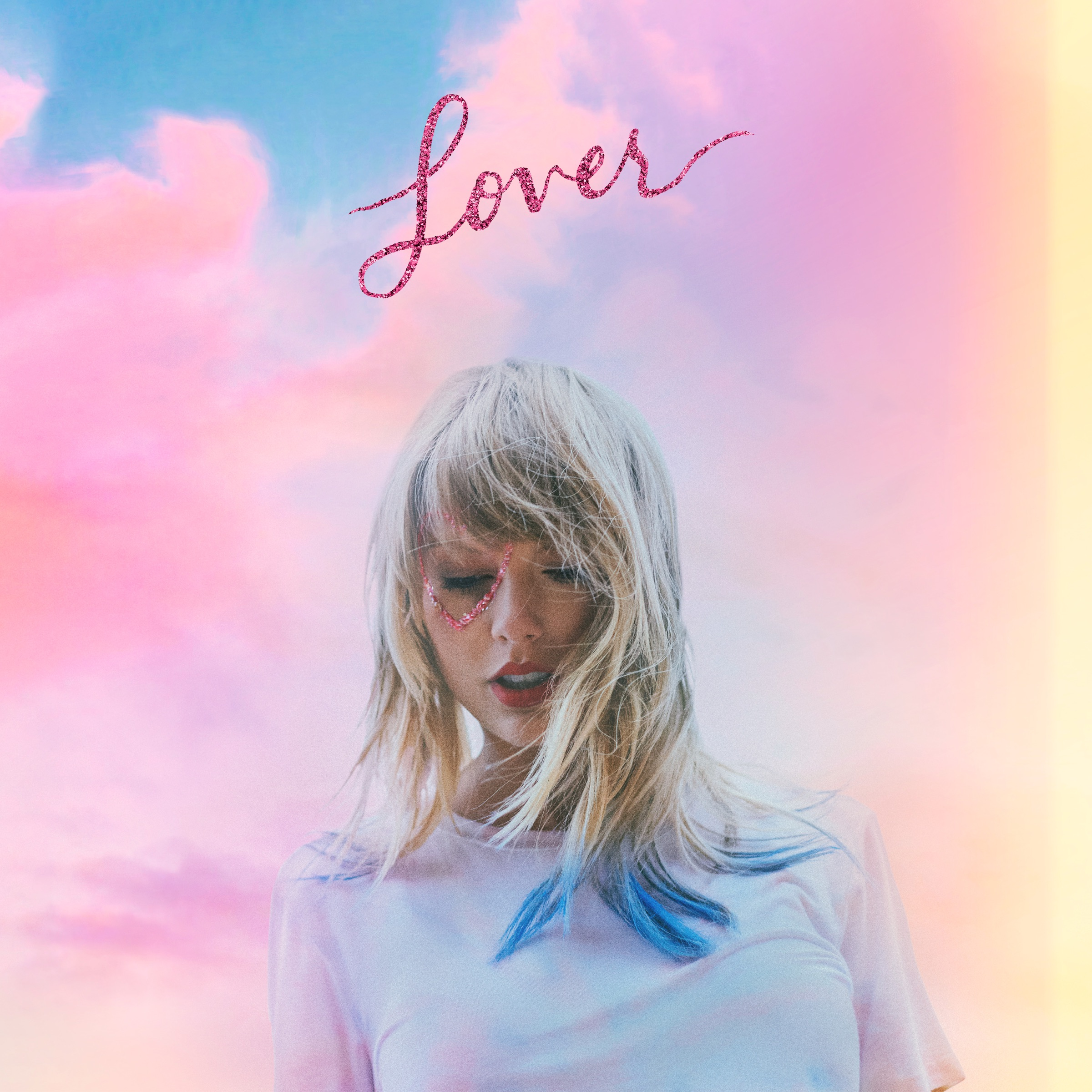 "Album Art for ""Lover"" by Taylor Swift"