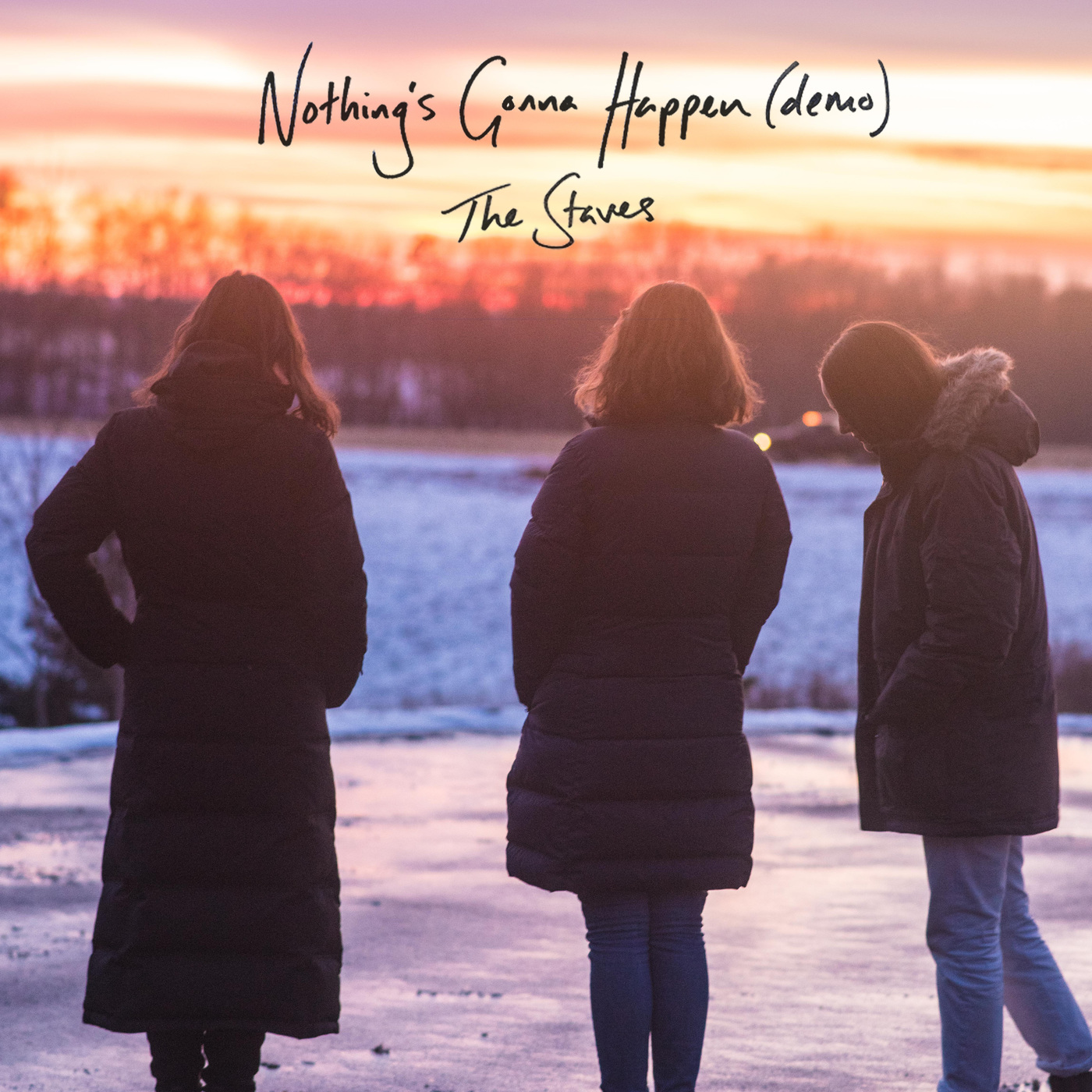 "Album Art for ""Nothing's Gonna Happen (Demo)"" by The Staves"