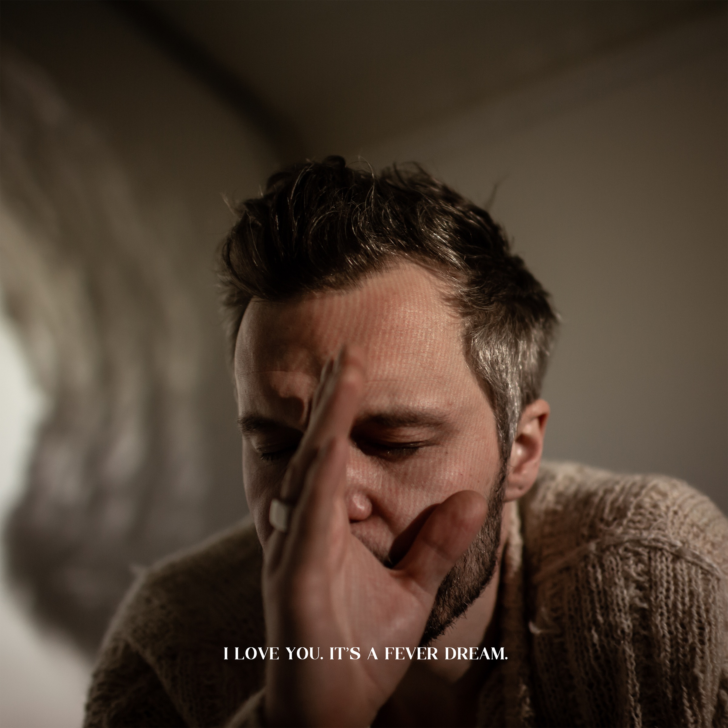 "Album Art for ""I Love You. It's a Fever Dream."" by The Tallest Man on Earth"