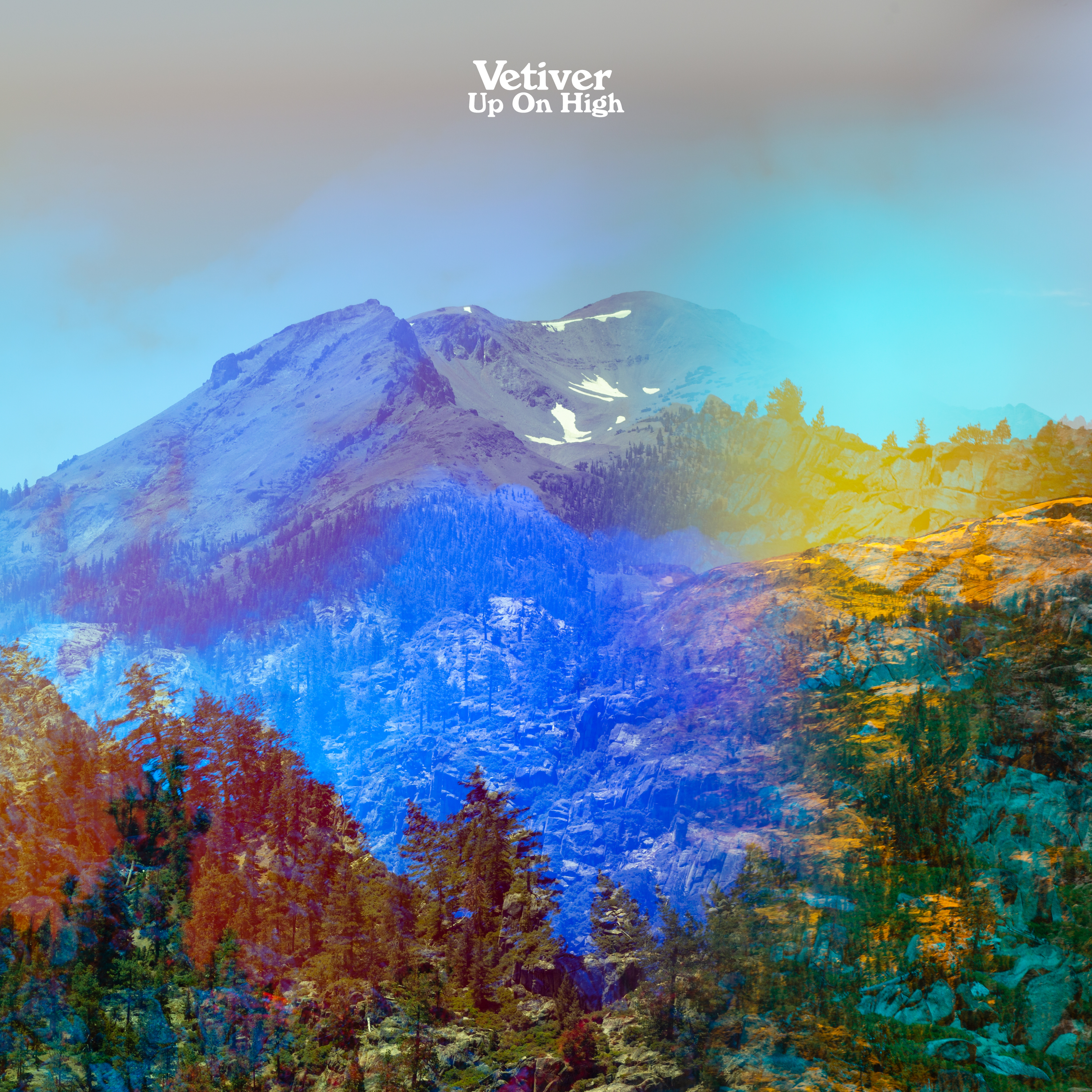 "Album Art for ""Up on High"" by Vetiver"